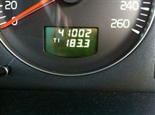 41,002km到達