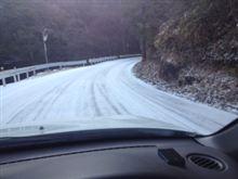 小原山岳部雪情報20120218