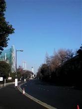 本日まで東京出張に行っておりました