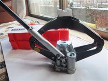 タイヤ交換の小道具一式