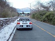 爆走 芦ノ湖 2012・02・20