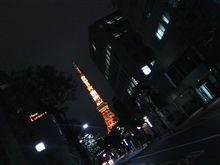 江戸の夜…