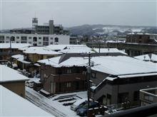 今シーズン最大積雪