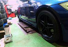 完了 PROXES T1Sport タイヤ交換終了
