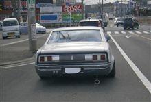 懐かしOh!My街道レーサー遭遇!いいね〜