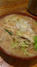 2012年初田舎味噌。幸麺のヤサイって・・・@熟成田舎味噌らーめん 幸麺8