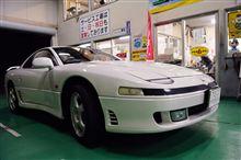 2週間分のまとめ GTOの車検上がり