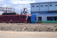 三度目の正直・JR北海道733系甲種輸送