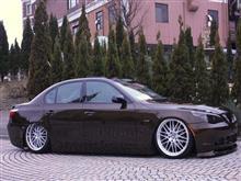 BMW 5シリーズ E60×TSW バイエルン メッシュ5