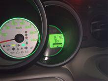 N-BOX Z-tune後の燃費