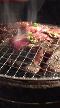 肉を焼きに行った…