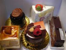 ショコラティエ マサールのケーキ (^_-)-☆