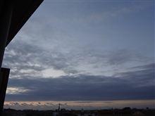 2月28日 ちょっと雲が多めな火曜日、おはです~♪
