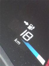 バッテリー残量低下通知!