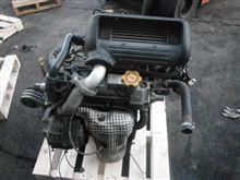 エンジン手配しました。