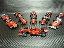 フェラーリ フォーミュラカー シリーズⅢ