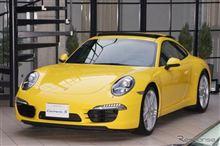 ポルシェ 911カレラ 新型発表