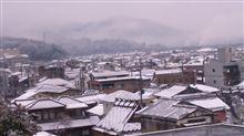 雨&雪~(>_<)