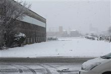 雪降る季節・・・