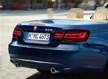 BMW E93カブリオレ用のLCIテール入荷っ!