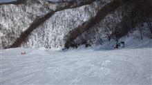 stop雪スキー修行@奥伊吹 「習うより慣れろ?」