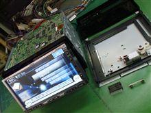 市販モデル、HDDナビ、MAX760HD、QX-6604A-A。