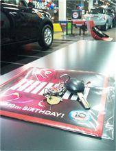 MINI 10TH BIRTHDAY!・・・