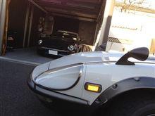 Z-car meets Z-car その1
