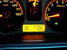 41000km通過
