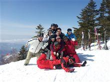 楽しかった~TFSRスキー部 2012志賀高原オフ♪・・・前編