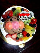 嫁☆彡誕生日(^_^)v