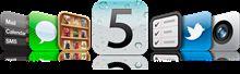 iOS5.1リリース・・・( ̄▽ ̄;)