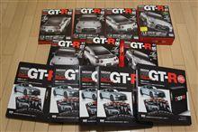 ★週刊NISSAN R35 GT-Rが7号目に突入です♪ R35GT-R
