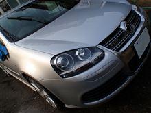VW-139(04) 洗車 ・・・o(▼_▼θ