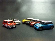 MINI プルバックカー コレクション