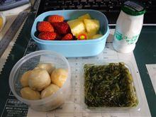 今朝の朝食♪