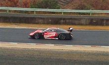 S-GT テスト走行観戦に行って来ました。