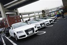 Audi大黒オフ参加'12.03