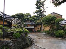 和歌山「がんこ六三園」と泉南「rojica」