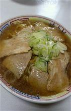 朝ラーメンからガッツリ@まこと食堂