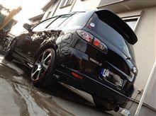 洗車 2012年 4回目 半日かけてフルコース!