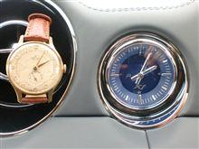 消えた英国製時計