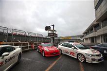 撮影の旅 岡山国際サーキット −SUPER GT 公式練習 ピット・会場編−