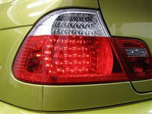 E46 M3 BMW純正LEDテール