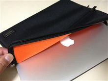 MacBookAirのケースを買った