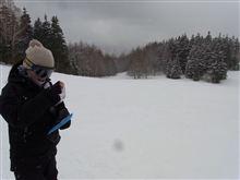 しんどかったスキー