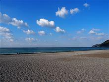 和歌山県美浜町にて