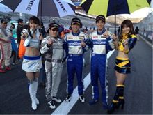 ①S耐ST1クラス、優勝!!!