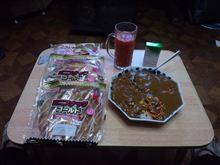 チョット休憩 (朝食)