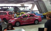 ♪Bangkokのタクシー